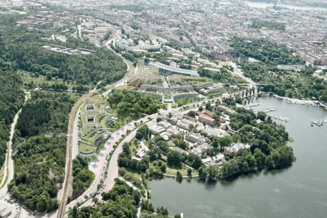 2013-12-09 Flygperspektiv_mot_staden_Byggnadsprogram_webb